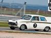 1965 Ford Lotus Cortina, Nigel Greensall and David Moran, U2TC Pre-66 Under Two-Litre Touring Cars