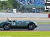 2012 Silverstone Classic, WEBB/REID in a Jaguar C-type