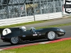 2012 Silverstone Classic,Car 7 the Jaguar D-type of Gary and John Pearson