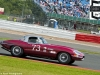 2012 Silverstone Classic, James and David COTTINGHAM, Jaguar E Type