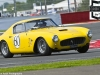 2012 Silverstone Classic, Jackie OLIVER and co-driver Gary Pearson put the Ferrari 250 SWB