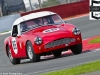 2012 Silverstone Classic, The Turner Mk2 of ADAMS finished 2nd