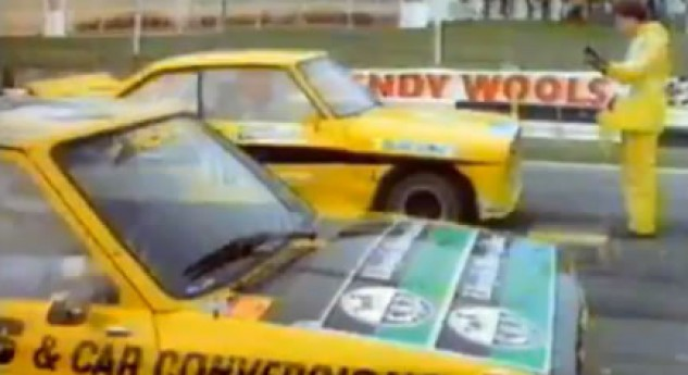 1983 British Rallycross Grand Prix Final (Video)