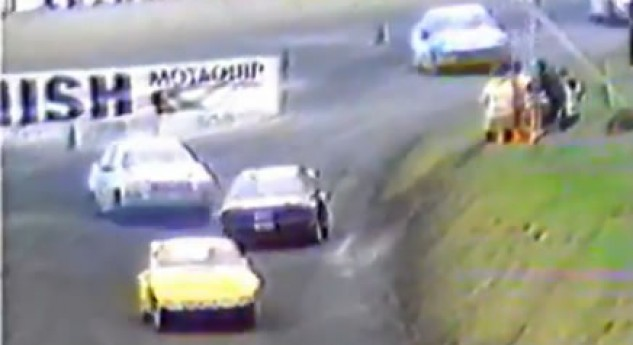 1985 British Rallycross Grand Prix Final (Video)