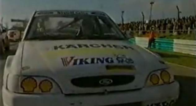 1993 British Rallycross Grand Prix Final (Video)