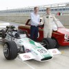 SPECIAL RACES TO HONOUR TWO MOTOR SPORT GREATS AT JULY'S SILVERSTONE CLASSIC