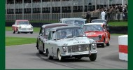 Historic Racing Drivers Club heads to Spa Summer Classic