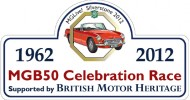 A Record-Breaking 58 FIA MGBs Will Compete in the Official MGB50 Celebration Race at MGLive!