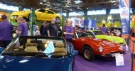 The Footman James Classic Motor Show Adds More Halls as Tickets Go On Sale