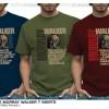 """Official Murray Walker 'Murrayism"""" T-Shirts"""