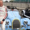 Soccer Legend Joins the Silverstone Grid