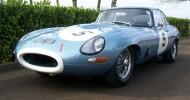 Jamboree of Jaguars at Silverstone Classic Sale