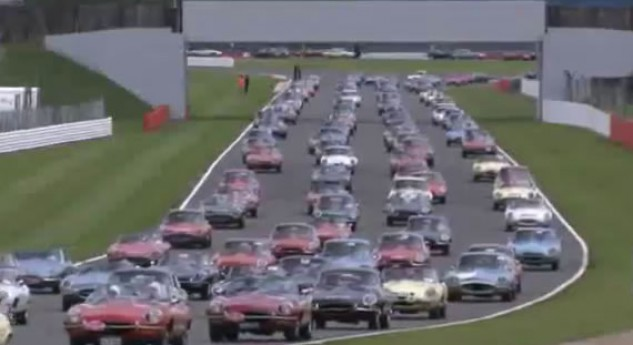 Silverstone Classic Highlights 2011