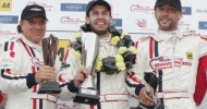 Speedy Celebs Put On A Great Race At Silverstone & Raise Vital Funds For Charity