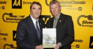 Nigel Mansell Launches AA Charitable Trust & 'Make Roads Safe' Report At Silverstone Classic