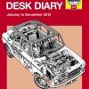 Haynes Desk Diary 2013