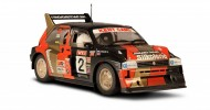 Classic Rallycross Scalextric
