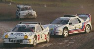 1987 Lydden Hill European Rallycross Meeting Gallery