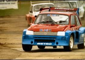 Classic Rallycross Image Gallery
