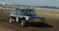 Vintage Rallycross Racing at Snetterton