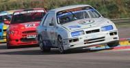 Classic Car Racing at Cadwell