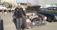 The 13th Staffordshire Classic Car & Bike Show & Jumble