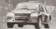1990 British Rallycross Grand Prix Contenders