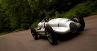 Classic Racing Car Takes Pole Position At Classic Motor Show
