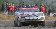 Corolla Claims Class Victory On RAC Rally