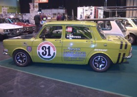 Footman James Classic Motor Show – Post Show Facts & Figures