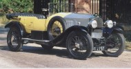 BRITAIN'S FIRST SPORTS CAR CELEBRATES CENTENARY AT HISTORIC TRACK