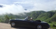 ROYAL AUTOMOBILE CLUB MEMBER'S 33,000 MILE ROUND-THE-WORLD ROAD TRIP IN 1956 BRISTOL CAR