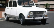 Third Best-Selling Car Of All Time, Renault 4, Celebrates Its 50th Anniversary