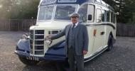 ON THE BUSES FOR THE OB BASH – VAUXHALL HERITAGE CENTRE, AUGUST 16