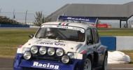 Rally Cars Head To Donington Historic Festival