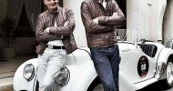 Adrian van Hooydonk and Alfredo Häberli teamed up for the famous classic car rally in a BMW 328
