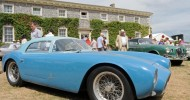 DIVERSITY IN THE CARTIER 'STYLE ET LUXE' AT THE 2011 GOODWOOD FESTIVAL OF SPEED