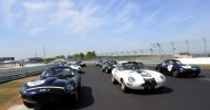 Spectacular launch for the world's biggest classic motor racing festival