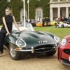 JAGUARS FROM THE PAST AND PRESENT LAUNCH GOODWOOD FESTIVAL OF SPEED