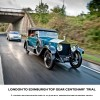 FIRST 100MPH ROLLS-ROYCE TO STAR AT GOODWOOD REVIVAL EARLS COURT MOTOR SHOW