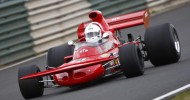 Goodwood resonates to the iconic Cosworth DFV-powered March 711 driven by Ronnie Peterson 40 years ago