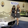 MASERATI PAYS TRIBUTE TO FANGIO AT GOODWOOD REVIVAL 2011