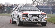EXCITING NEW RALLY STAGE SET TO THRILL AT RACE RETRO 2010