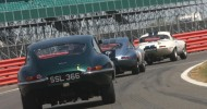 RECORD GRIDS FOR E-TYPE JAGUAR CELEBRATION RACES AT THE SILVERSTONE CLASSIC