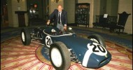 50TH ANNIVERSARY OF MOSS' VICTORY AT MONACO HONOURED AT THE ROYAL AUTOMOBILE CLUB