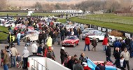 VISITORS FIND THE FIRST 2011-SEASON GOODWOOD BREAKFAST CLUB LESS TAXING