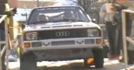 1985 Swedish Rally Video
