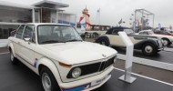 BMW takes to the skies at Silverstone Classic