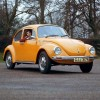VW Beetle History