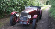 H&H CONSIGNS ITS SECOND 1929 GP ALFA OF THE YEAR